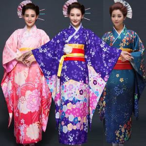 ... style adult kimono traditional formal dress cos stage performance  Nightgown bathrobe and kimono.  16.17. Japanese traditional cos lady  lovelive Hai Wei ... 6885d0fc4